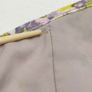 Madewell Dresses - MADEWELL Floral Slip Sun Dress Pockets Silk 2585E1